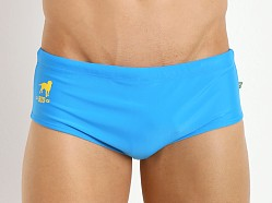 CA-RIO-CA Classic Cut Brazilian Sunga Royal Blue