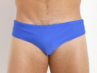 CA-RIO-CA Brief Cut Brazilian Sunga Malibu Blue