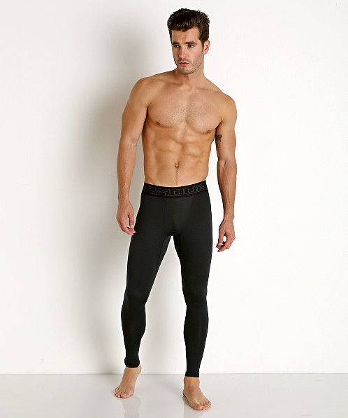 new high quality good looking highly coveted range of Under Armour ColdGear Compression Legging Black