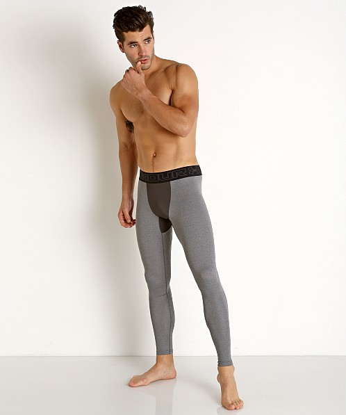 super quality special discount of 2019 factory price Under Armour ColdGear Compression Legging Charcoal Heather