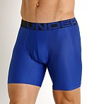 Under Armour Tech Mesh Boxerjock 2-Pack Royal, view 3