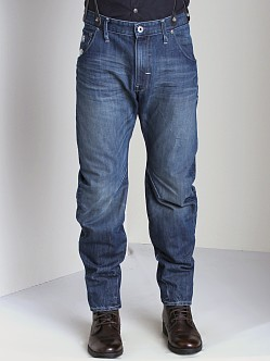 G-Star Arc 3D Loose Tapered Jeans Source Denim