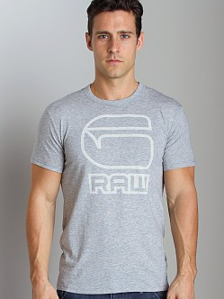 G-Star RCT Charge T-Shirt Cor WN Grey