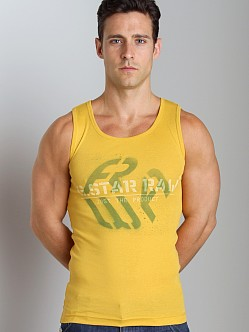 G-Star ART Demak Tank Top Field Yellow