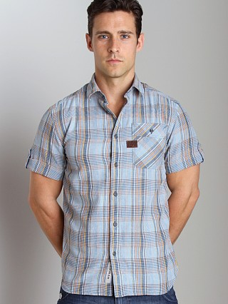 You may also like: G-Star RCO Rupert Short Sleeve Shirt Sky