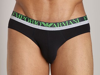 You may also like: Emporio Armani Melange Insert Stretch Cotton Brief Black