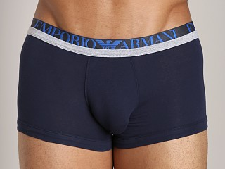 You may also like: Emporio Armani Melange Insert Stretch Cotton Trunk Marine