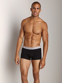 Emporio Armani Cotton Modal Trunk Black