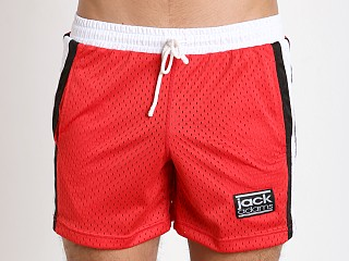 Jack Adams Stadium Short Red