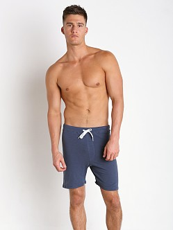 Jack Adams Yoga Short Steel Blue