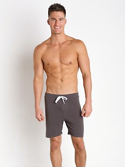 Jack Adams Yoga Short Charcoal