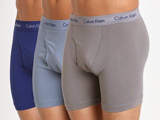 You may also like: Calvin Klein Cotton Stretch Boxer Briefs 3-Pack Imperial/Multi