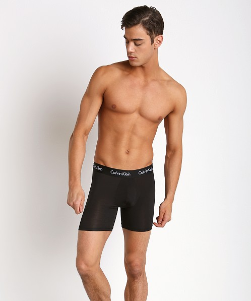Calvin Klein Body Modal Boxer Brief Black