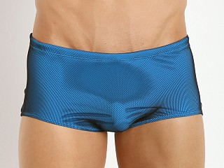 McKillop Maui Magic Mesh Drawstring Swim Trunk Aqua