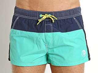 Complete the look: Diesel Caybay Swim Shorts Electric Green