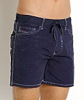 Diesel Water Denim Waykeeki Swim Boxer Navy, view 3