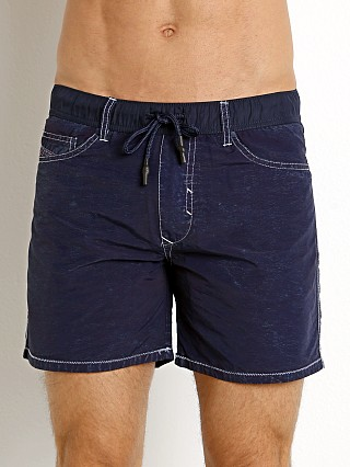 Complete the look: Diesel Water Denim Waykeeki Swim Boxer Navy