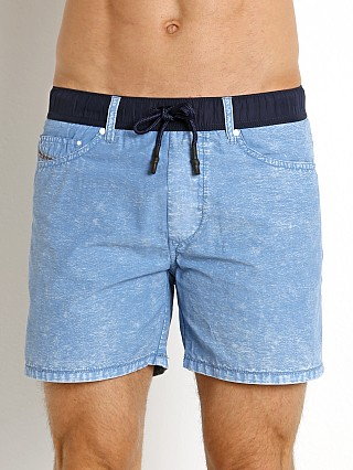 Complete the look: Diesel Water Denim Waykeeki Swim Boxer