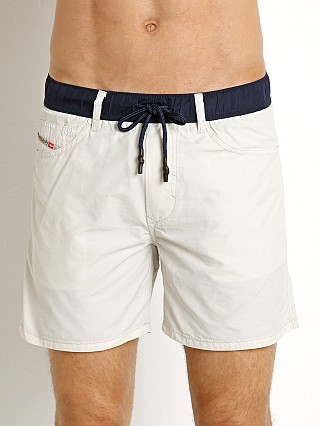 Diesel Water Denim Waykeeki Swim Boxer Light Grey