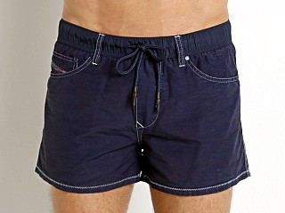 Diesel Water Denim Waykeeki Swim Shorts Navy