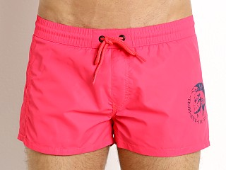 Complete the look: Diesel Mohican Sandy Swim Shorts Cayenne