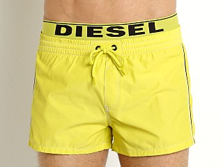 Complete the look: Diesel Seaside Swim Shorts Yellow/Black