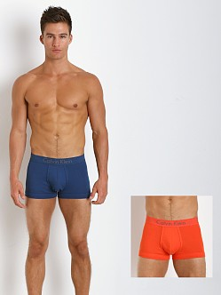 Calvin Klein Body 2-Pack Trunk Aurora/Voltic Orange