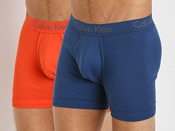 Calvin Klein Body 2-Pack Boxer Brief Aurora/Voltic Orange