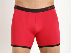 Calvin Klein CK One Micro Boxer Brief Red/Black