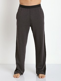 Calvin Klein French Terry Pants Charcoal/Black