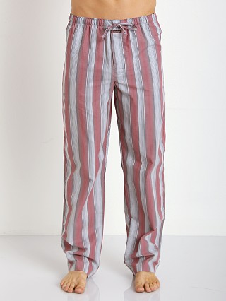 Calvin Klein Key Item Pant Livingstone Stripe Red