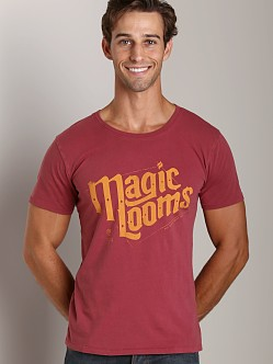 Nudie Jeans Round Neck T-Shirt Org Magic Looms