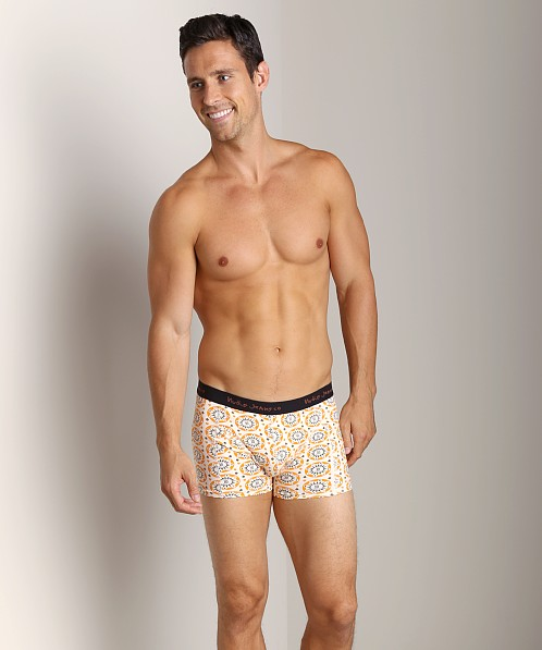Nudie Jeans Boxers White