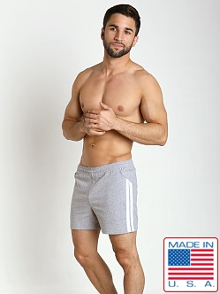 Pistol Pete Division Short Gray