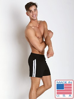 Pistol Pete Division Short Black