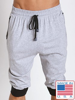 Pistol Pete Traction Dropped Crotch Jam Gray