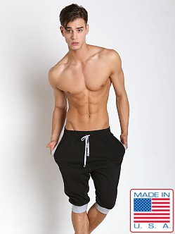 Pistol Pete Traction Dropped Crotch Jam Black