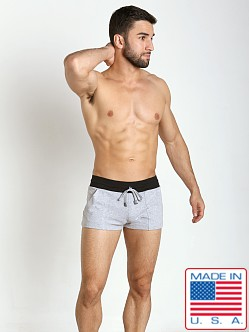 Pistol Pete Traction Short Gray