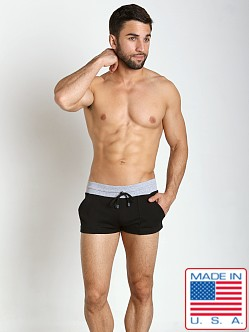 Pistol Pete Traction Short Black