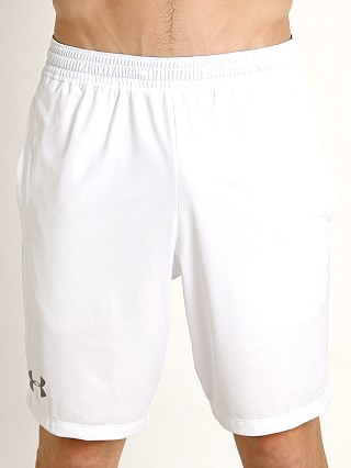 Under Armour Raid 2.0 Pocketed Short White