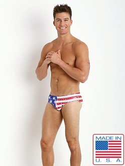 Pistol Pete Justice Stars and Stripes Brief