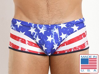 Pistol Pete Justice Stars and Stripes Trunk