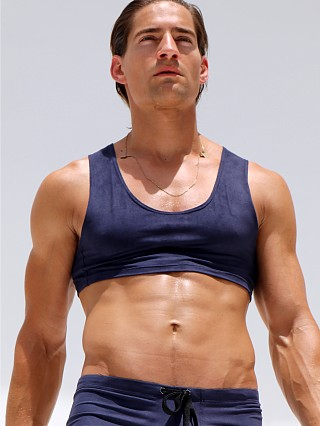 You may also like: Rufskin Octan Eco-Suede Torso Tank Navy