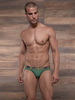 C-IN2 Pop Colors Sport Brief Emerald Green