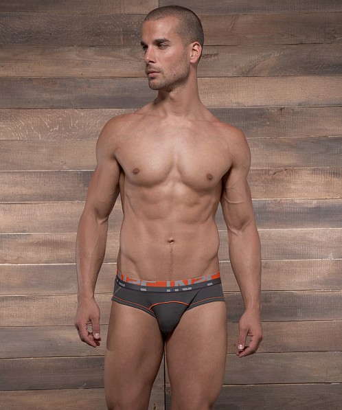 C-IN2 Grip Profile Brief Charcoal
