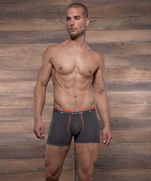C-IN2 Grip Compression Shorts Charcoal