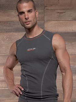 C-IN2 Grip Strong Arm Shirt Charcoal