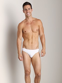 GrigioPerla Nero Perla Mykonos Mini Brief Bianco