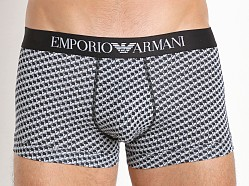 Emporio Armani Classic Prints Trunk Black/Ice