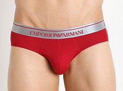 Emporio Armani Metal Brief Ruby